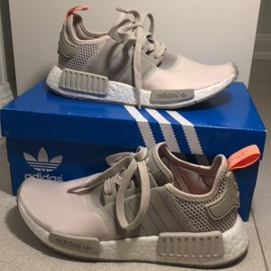 NMD R1 Clear Brown